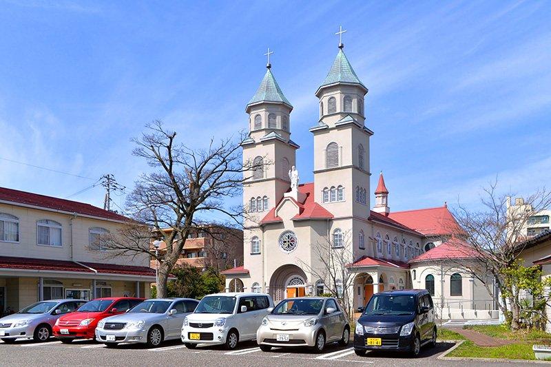 「カトリック新潟教会」