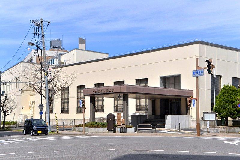 「日本銀行 新潟支店」
