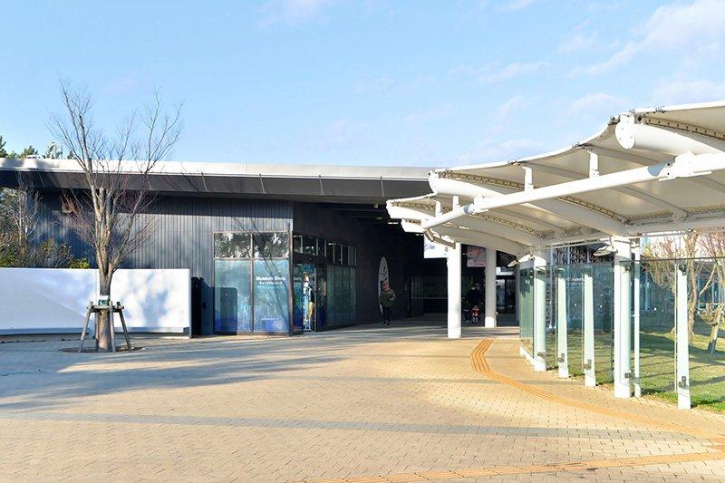 「新潟市水族館マリンピア日本海」
